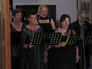 Zengarra Zinger Birds in concert