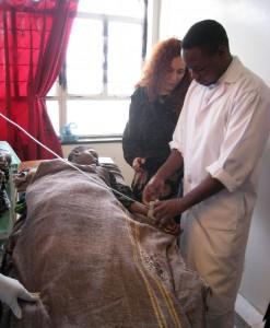 study patient in Copperbelt