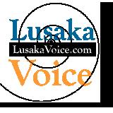 LusakaVoice newspaper logo